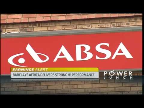 S.A's headline earnings lifts Barclays Africa