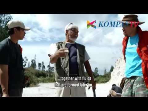 Danau Toba (Gunung Toba) Ekspedisi Cincin Api Kompas