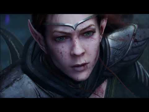 The Elder Scrolls Online Summerset CGI Teaser Trailer