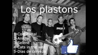 Los Plastons-Cats in the well