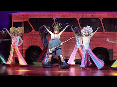 Priscilla the Musical hits Auckland
