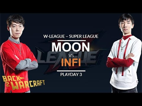 W-League '18 - Super League - Playday 3: [N] Moon vs. Infi [H]