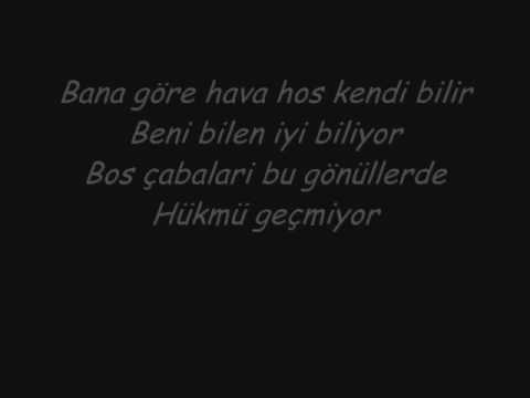 tarkan- dilli düdük with lyrics