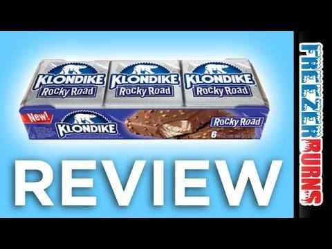Klondike Rocky Road Ice Cream Bars Video Review: Freezerburns (Ep676)