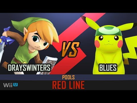 End of the Line 2 Singles Pools - DraysWinters (Kid Link /Marth) Vs. Blues (Pikachu)