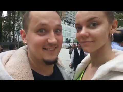 Vlog Mame i Pape. Shopping in Hongkong, Applestore, iPhone X Unboxing
