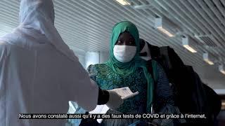 Le Sénégal renforce les mesures de sécurité alors que de plus en plus de personnes voyagent