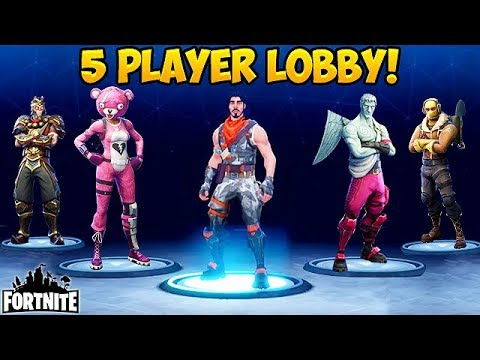 5 PLAYERS IN 1 SQUAD?! - Fortnite Funny Fails and WTF Moments! #112 (Daily Moments)