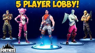 5 PLAYERS IN 1 SQUAD?! - Fortnite Funny Fails and WTF Moments! #112 (Daily Moments) thumbnail