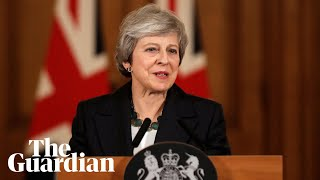 Theresa May on Brexit: 'Am I going to see this through? Yes'
