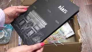 Новогодняя коробочка-сюрприз//ЧТО ВНУТРИ?