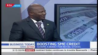 KCB running \'\'jaza duka\'\' Campaign, program that is keen in funding SMEs