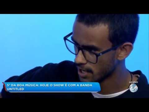 Banda Untitled - 5ª da Boa Música - Rede Mais