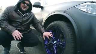 Тест - драйв BMW X5M 50d от Иваныча
