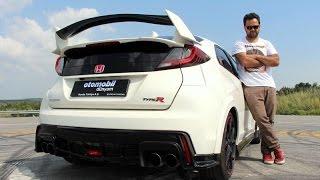 Test - Honda Civic Type-R(100.000 kişi olmamız şerefine 310 bg'lik Nürburgring rekortmeni Honda Civic Type-R, Eren Tekin'in anlatımıyla Otomobil Dünyam'da!, 2016-06-03T07:00:00.000Z)