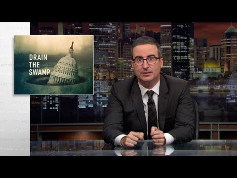 Drain the Swamp: Last Week Tonight with John Or HBO