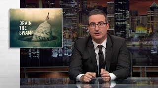 Drain the Swamp Last Week Tonight with John Oliver HBO