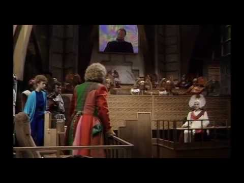 Doctor Who: The Gallifrey Remix MUSIC VIDEO