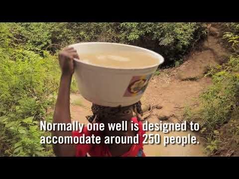 ELCA World Hunger  DIKO Marie's Story Niem, Central African Republic