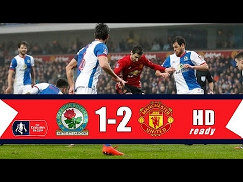 Download Blackburn vs Manchester United 1-2 ● All Goals & Extended Highlights ● FA Cup ● 19/02/2017 [HD]