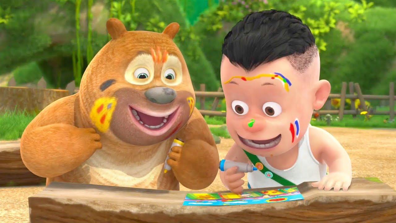 Забавные Медвежата | Расти, Брамбл, Расти! - Сборник | Kedoo Мультики для детей