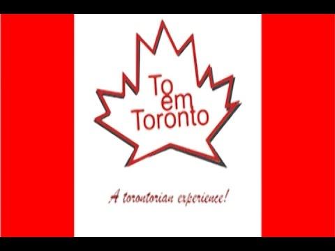 To em Toronto - Apresentação do Canal