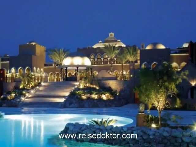 Urlaub in Hurghada/ Ägypten: 5* Grand Makadi Hotel
