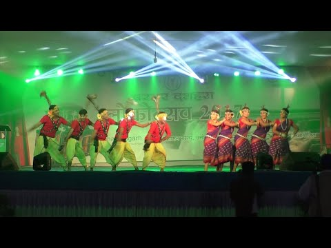 khelu khelu bastar nritya choreography- rakesh yadav direction-ashutosh prasad
