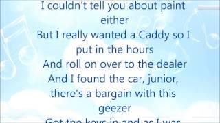 Repeat youtube video Macklemore White Walls Lyrics (On Screen)