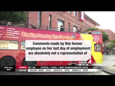 San Francisco Mayor Responds to Racist Tour Bus Guide's Rant