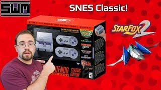 News Wave! - Nintendo Announces The SNES Classic...And Star Fox 2?!
