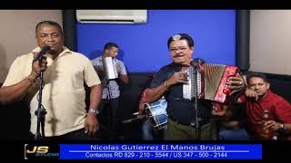 Nicolas Gutierrez La Pava En Vivo JS Studio