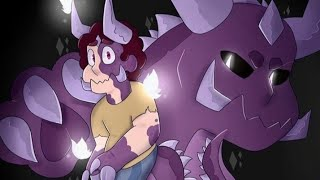 Corrupted Steven Tribute 8😈💜- Steven Universe Future- The Resistance