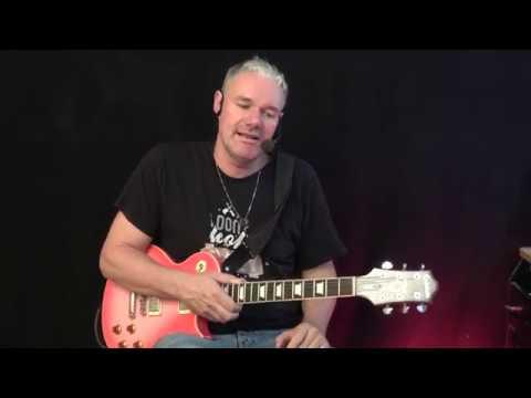 Intense Blues Rock Licks - Guitar Lesson