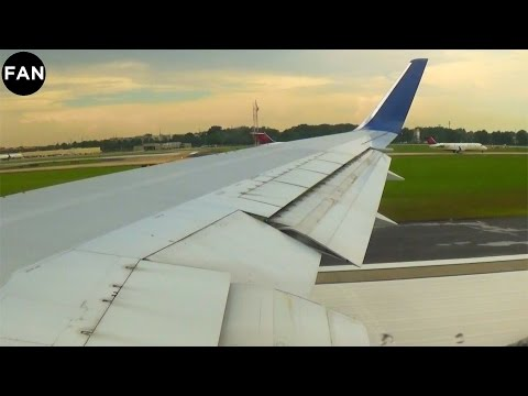 Delta 767-300WL Rush Hour Takeoff from Atlanta Hartsfield Airport!