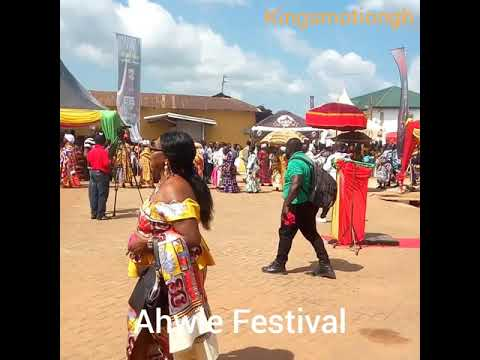 Highlights of Begoro Ahwie Festival - 2018