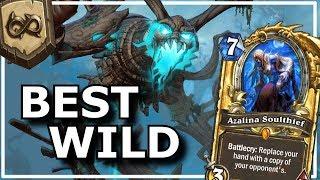 Hearthstone - Best of Wild