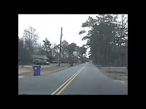 Charleston (SC) PD Pursuit/Officer Impersonator