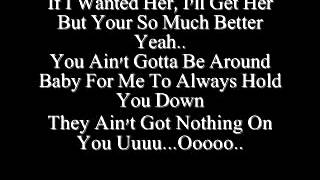 Tyrese - Nothing On You (Lyrics)