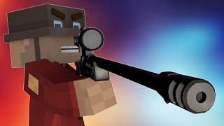 Download Mp3 Sniper Shootout  Minecraft Oitc 1v1