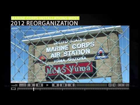 Marine Corps Installations West - Marine Corps Base Camp Pendleton