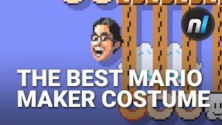 The Best Super Mario Maker Costume We'll Ever See