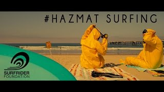 #HAZMAT Surfing forecasts an ominous fate for future beach-goers