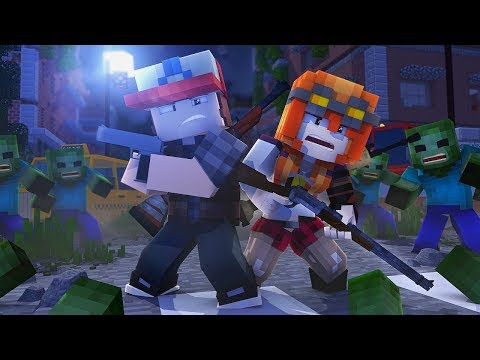 """Minecraft Crafting Dead - """"THE LEADERS!"""" S6 #6 (The Walking Dead Roleplay)"""