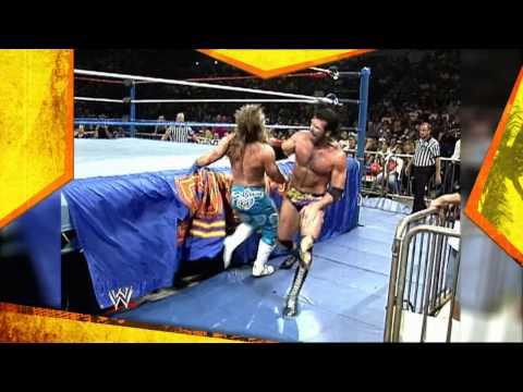 SummerSlam Moments: 1995 Shawn Michaels vs. Razor Ramon Ladder Match