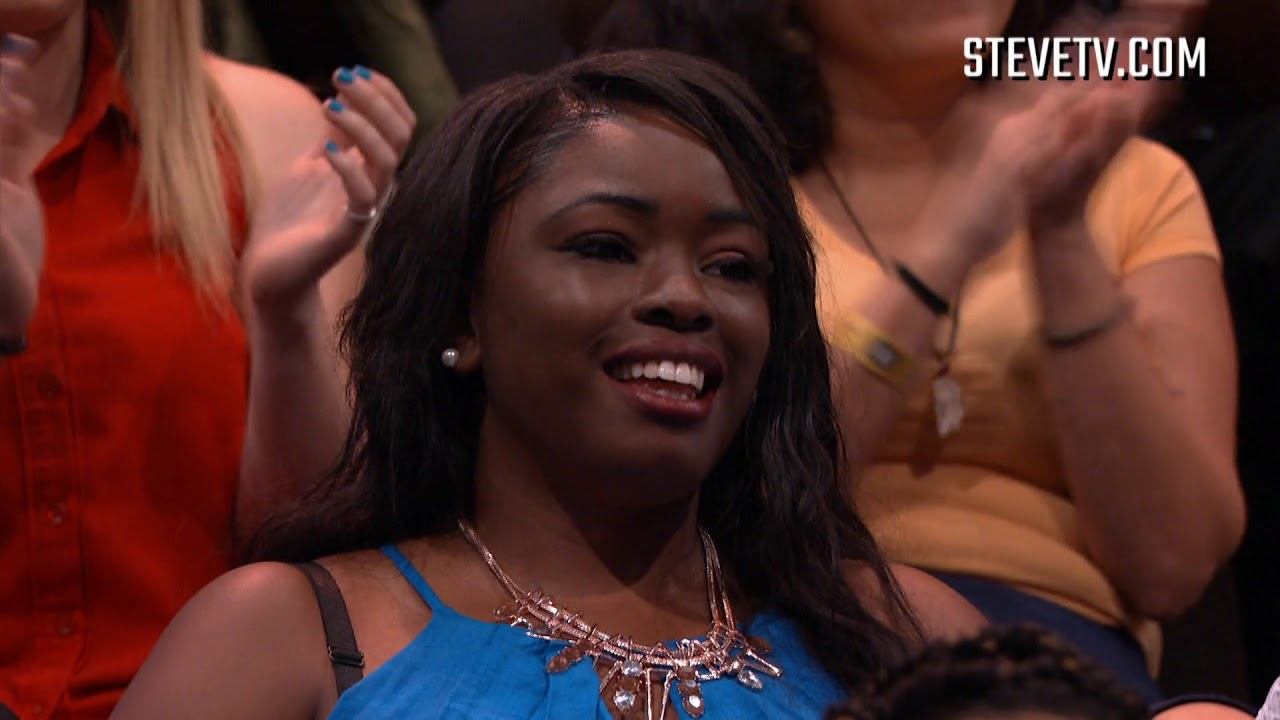 Steve Harvey Makes Audience Members Own Up To Their Mistakes