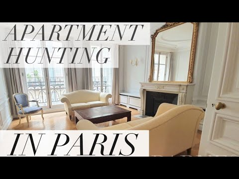 APARTMENT HUNTING IN PARIS | ALI ANDREEA
