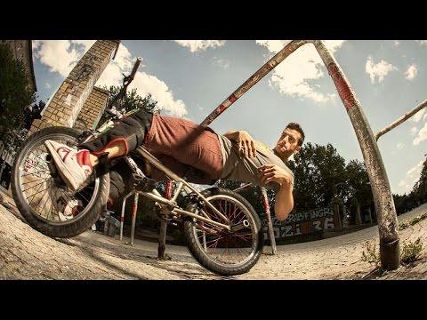 BMX Meets Parkour | Unthinkable Bike Tricks with Tim Knoll
