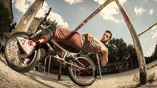 BMX Meets Parkour | Unthinkable Bike Tricks with Tim Knoll(Meet the man behind the madness: http://win.gs/MeetTim Tim Knoll, one of the most creative BMX riders in the world, takes his incredible style of street riding to ..., 2016-01-20T21:11:12.000Z)
