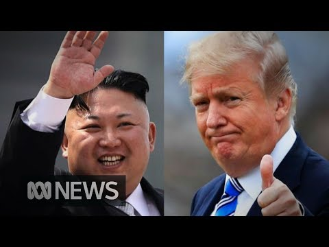 Trump says he'll size up Kim Jong Un 'within the first minute'